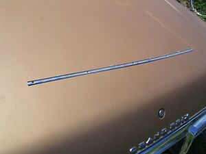 1968 1969 Chevy Impala Super Sport Convertible Console Right Side Molding 3110