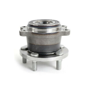 Rear Wheel Hub And Bearing Assembly 2005 09 For Subaru Legacy Outback W Abs