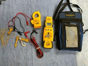 Fieldpiece Hs33 Ach4 Expandable Manual Ranging Stick Multimeter For Hvac R