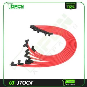 671 4079 Car Spark Plug Cable Ignition Wire Set Of 4 For Chrysler Pt Cruiser