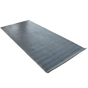 Heavy Duty Liner Utility Truck Bed Floor Mat Heavyweight Extra Thick Rubber