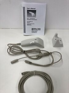 Ge Mri Medical M1090pm opticon Opt 6125 Bar Code Reader scanner new