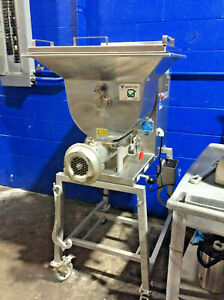 Biro Meat Mixer Grinder Automatic Feed Excellent Condition Commercial Sn 754
