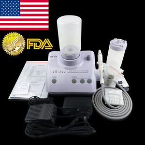 Usa Dental Ultrasonic Scaler Dosing Fit Ems Woodpecker Handpiece Tips Wrench S