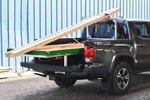 2005 2019 Toyota Tacoma Short Bed Rack System