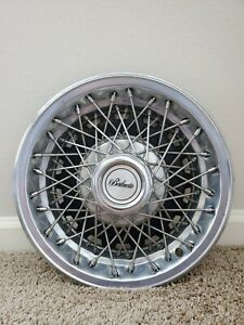 Used Chevy Camaro Berlinetta 1980 14 Inch Wire Hubcap