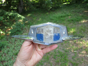 1950 Plymouth Hood Grille Emblem 1335316