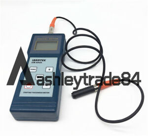 Cm8820 Thickness Meter Coating Thickness Gauge Metal Coating Thickness Gauge