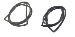1963 Plymouth Belvedere Fury Windshield And Rear Glass Weatherstrip Gasket
