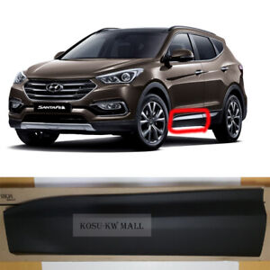 Genuine Front Door Side Molding Lh 877212w000ca For Hyundai Santa Fe 2013 2017