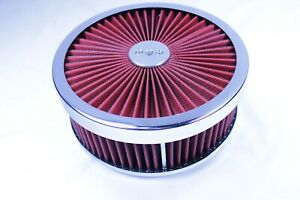 Performance Chrome Air Cleaner Assembly 9 X3