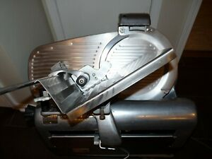 Hobart 1712e Automatic Commercial Deli Meat Cheese Slicer Sharpener In Ohio