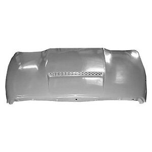 For Dodge Ram 1500 2002 2008 Rksport Ram Forced Air Fiberglass Hood Unpainted