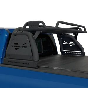 For Chevy Colorado 2015 2019 Vanguard Off Road Raven Black Truck Bed Bar