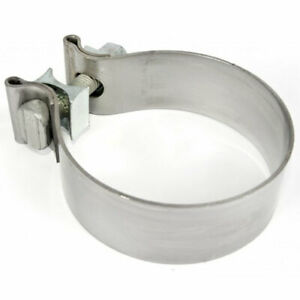 Stainless Works Nbc175 High Torque Accuseal Band Clamp