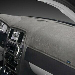 For Chevy Truck 55 56 Dash Designs Dash Topper Brushed Suede Gray Dash Cover