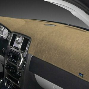 For Ford Galaxie 500 65 66 Dash Designs Dd 0549 1dok Sedona Suede Oak Dash Cover