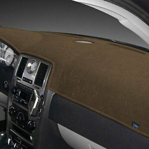 For Dodge Ram 2500 06 08 Dash Designs Dash Topper Sedona Suede Taupe Dash Cover