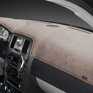 For Dodge Ram 3500 10 Dash Designs Dash Topper Plush Velour Mocha Dash Cover