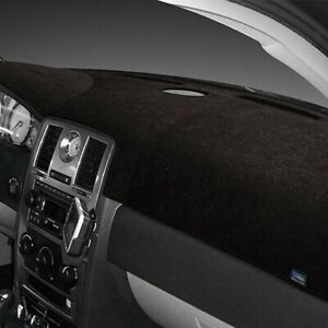 For Ford Galaxie 500 65 66 Dash Designs Sedona Suede Black Dash Cover