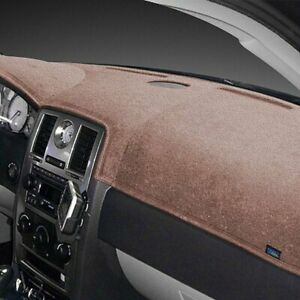 For Fiat Strada 79 81 Dash Designs Dash Topper Plush Velour Oak Dash Cover