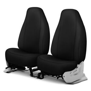 For Dodge Ram 1500 Van 97 03 Neosupreme 1st Row Black Custom Seat Covers