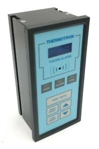 Thermotron 923494 Therm alarm 250vac 5a Max Frequency 50 60hz corrosion