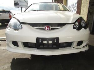 Jdm Honda Dc5 Type R Front End Conversion Type R Front Clip