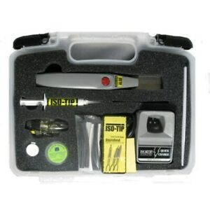 Iso tip Quick Charge Soldering Tool Kit Model 7710