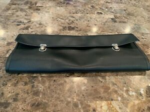 1965 1973 Porsche 911 Swb And Lwb Tool Kit Bag Black Putty Reproduction