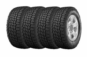 Lt285 55r22 E 124 121r Set 4 Nitto Terra Grappler G2 All Terrain Tires 2855522