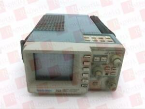 Tektronix 222 222 used Tested Cleaned