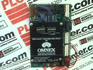 Omnex Control Systems Fpcb 1904r03 Fpcb1904r03 used Tested Cleaned