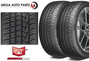 2 General G Max As 05 All Season Touring Performance 275 40zr18 99w Tires