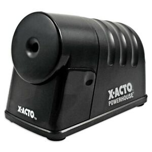 X acto By Boston Powerhouse Electric Pencil Sharpener