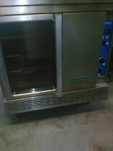 Commercial Gas Convection Oven Imperial Double Stack Oven