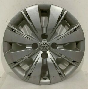 1 2012 2015 Oem 15 Toyota Yaris Hubcap Wheel Cover 61164 T4