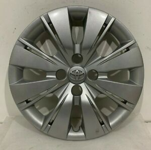 1 2012 2015 Oem 15 Toyota Yaris Hubcap Wheel Cover 61164 T7