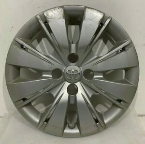 1 2012 2015 Oem 15 Toyota Yaris Hubcap Wheel Cover 61164 T13