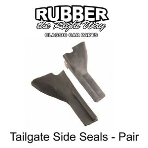 1966 1967 1968 Ford Bronco Tailgate Side Seals