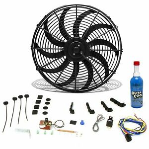 Ctw High Performance Vw Beetle Cooling System Kit