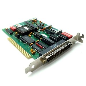 Keithley Instruments Das 801 2 14259 Rev 3 Pc8692 Data Acquisition Board Isa