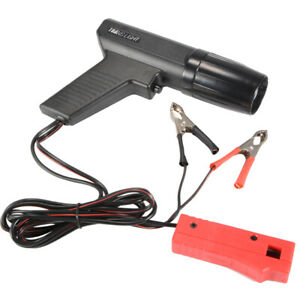 Pistol Grip Xenon Ignition Strobe Timing Light Tester For Car Motorcycle Ma1167