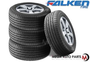 4 Falken Sincera Sn250 A S 195 65r15 91t All Season High Performance Tires