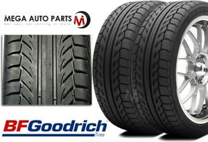 2 Bf Goodrich G Force Sport Comp 2 245 50zr16 97w Ultra High Performance Tires