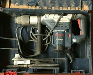 Bosch 11264evs Masonry Concrete Rotary Hammer Drill With Hard Case