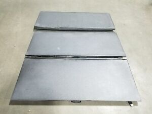 2002 2006 Chevrolet Avalanche 1500 3 Piece Hard Tonneau Cover Oem Lkq
