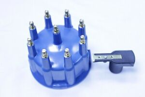 Blue Cap Replacement For Chevy Small Billet Distributor And Mopar Distributor