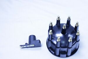 Black Cap Replacement For Chevy Small Billet Distributor And Mopar Distributor