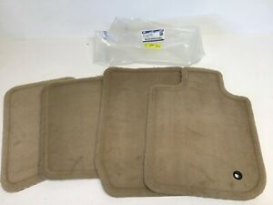 2006 2010 Ford Explorer Oem Carpet Floor Mat 4 Piece 6l2z 7813086 Aac